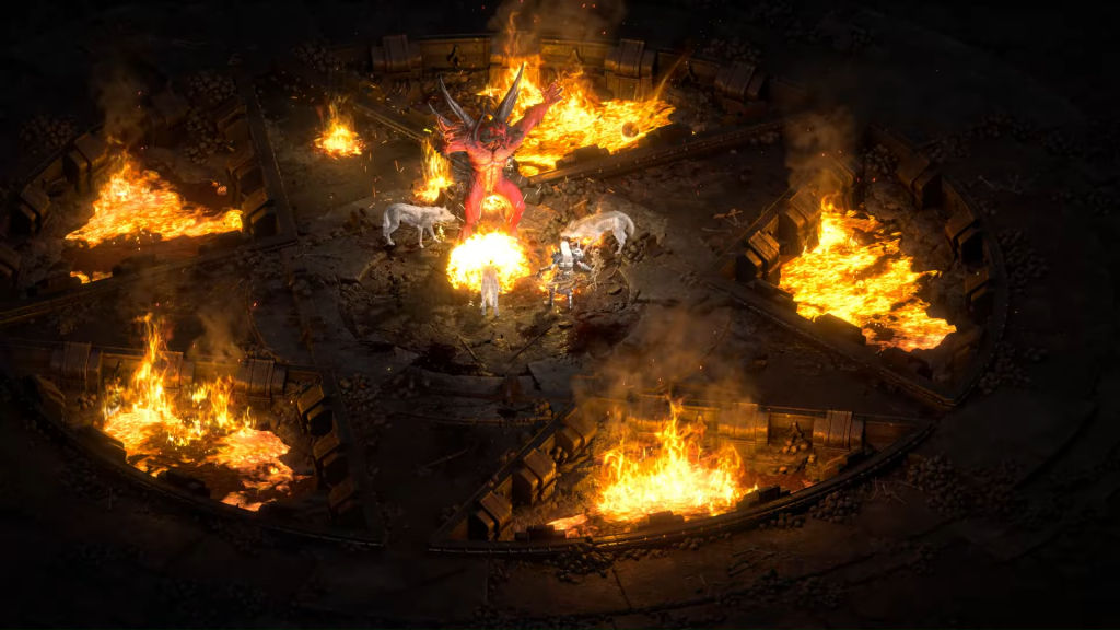 Diablo II: Dev revived on Activision Blizzard accusations