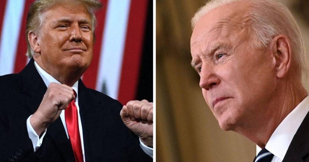 Donald Trump is more popular than Joe Biden in new poll |  Abroad