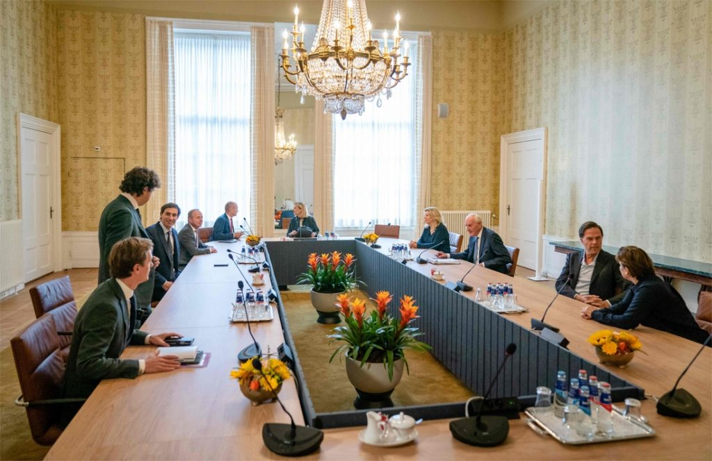 Dutch formation is gaining momentum: the current government...