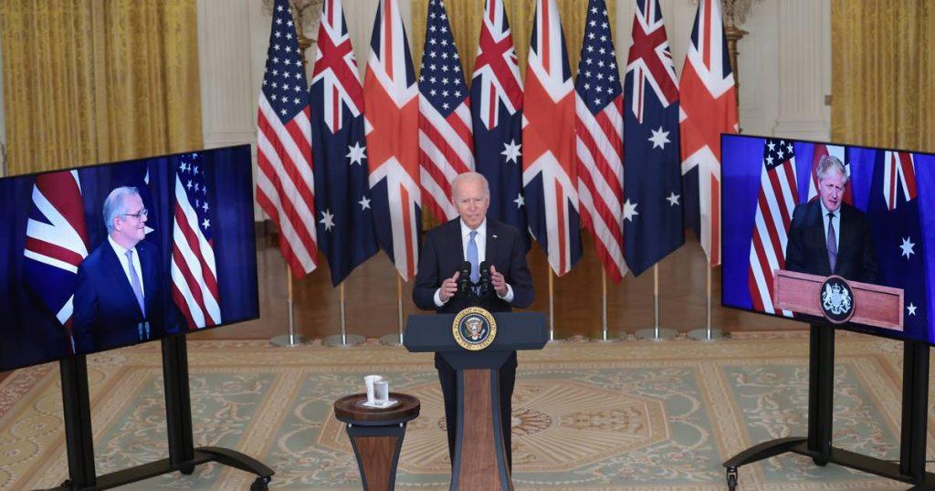 EU 'uninformed' of new US-UK-Australia military alliance |  Abroad
