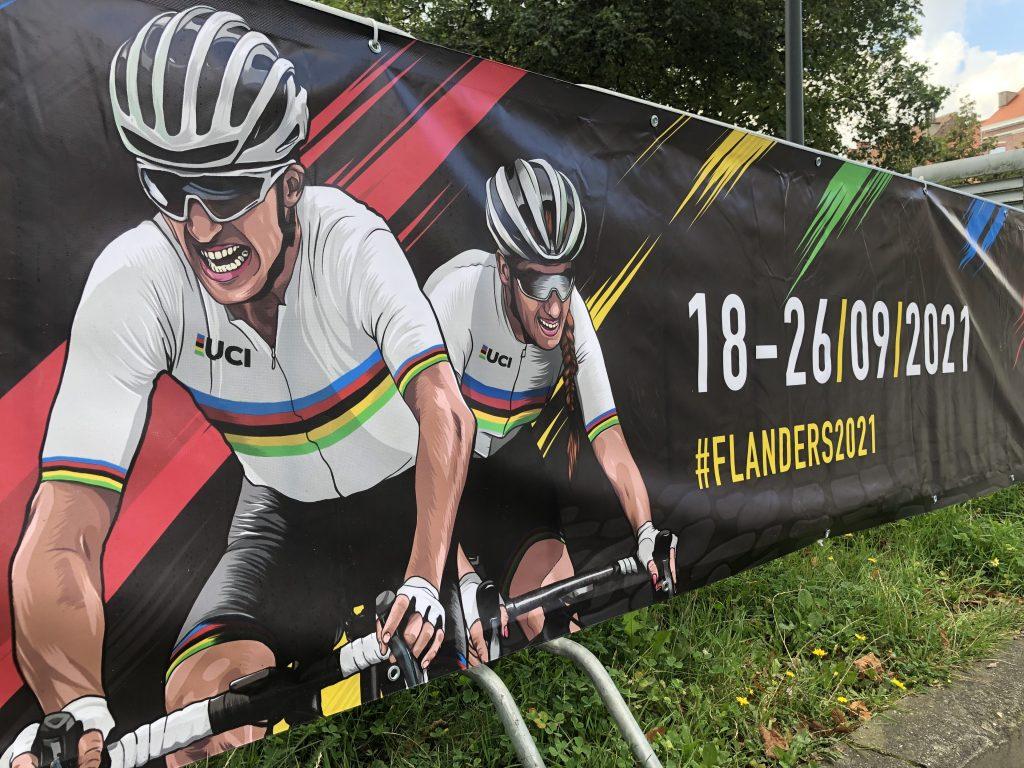 Flanders ready for the World Championships: 'Expect a million visitors'    cycling world championship