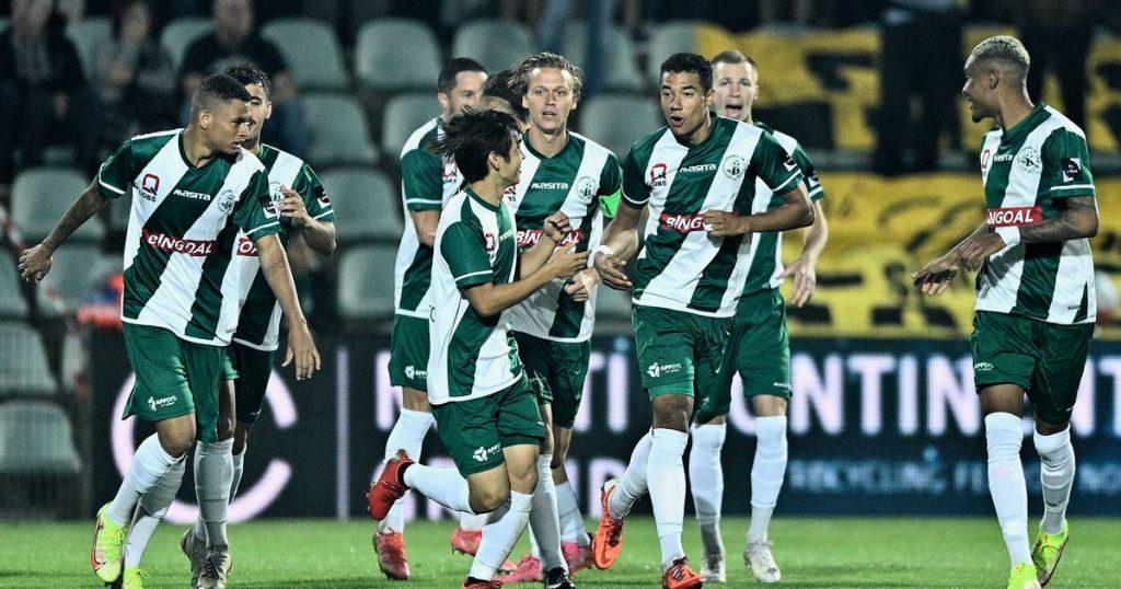 Football discussion.  Lommel defeats Lierse - Belgian Wolfsburg draw with Eintracht Frankfurt |  football