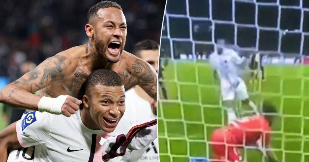 """""""It's good for him to be more humble"""": Mbappe does not befriend in Metz with a strange scene after scoring in the last seconds    foreign football"""