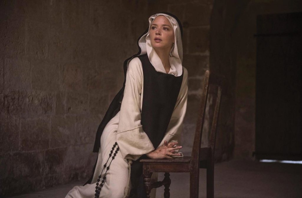 Lesbian nun directed by Paul Verhoeven banned in Russia