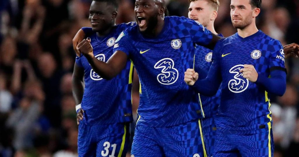 Lukaku, Sambi Lukonga and Leicester-Belgians go further, aim and help Dendoncker achieve anything |  foreign football