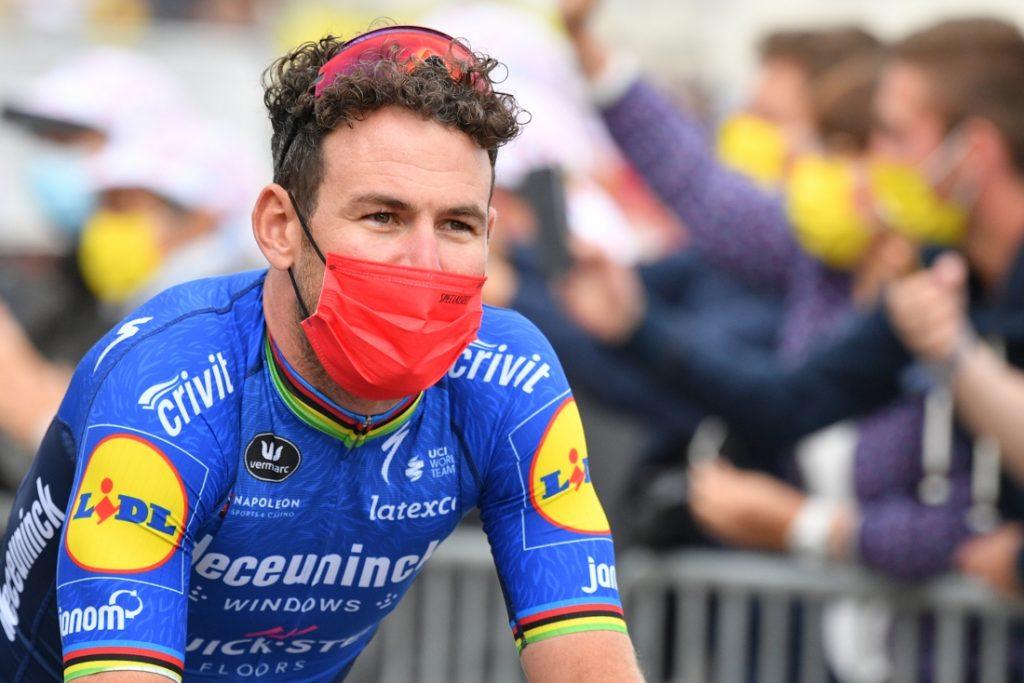 """Mark Cavendish wil wielercarrière nog wat verlengen bij Deceuninck-Quick Step: """"Onderhandelingen zijn bezig"""""""