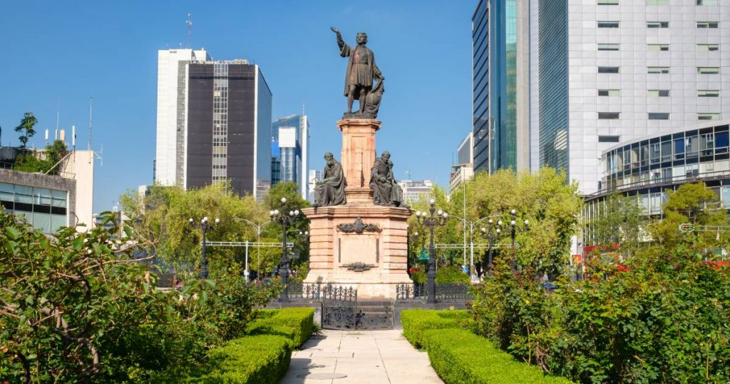 Mexico City Wants to Get Rid of Columbus Statue: 'After Him Came the Conquerors'    Abroad