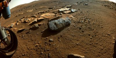 NASA's persistent rover collects puzzle pieces from Mars' history