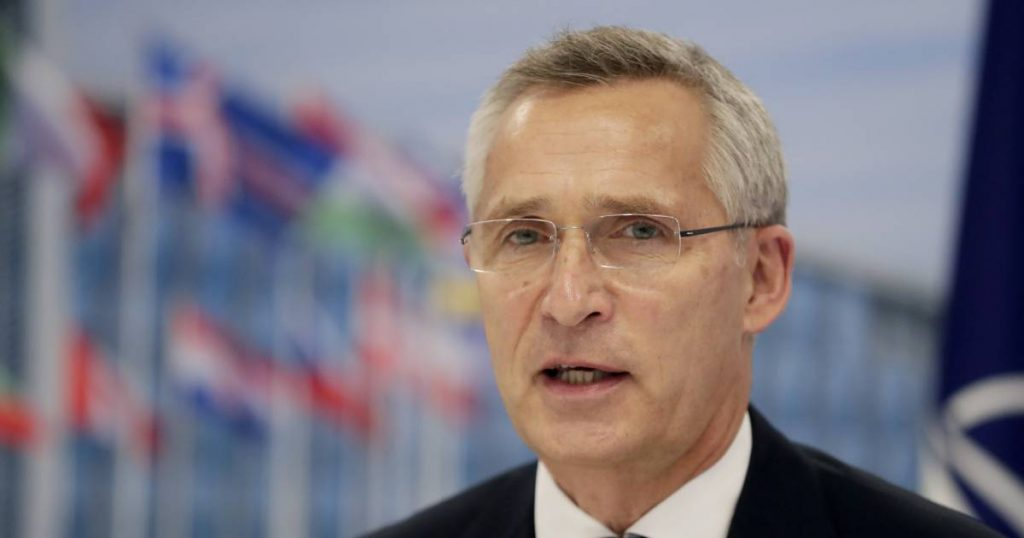 NATO chief warns of a plan to blitz the European Union |  Abroad