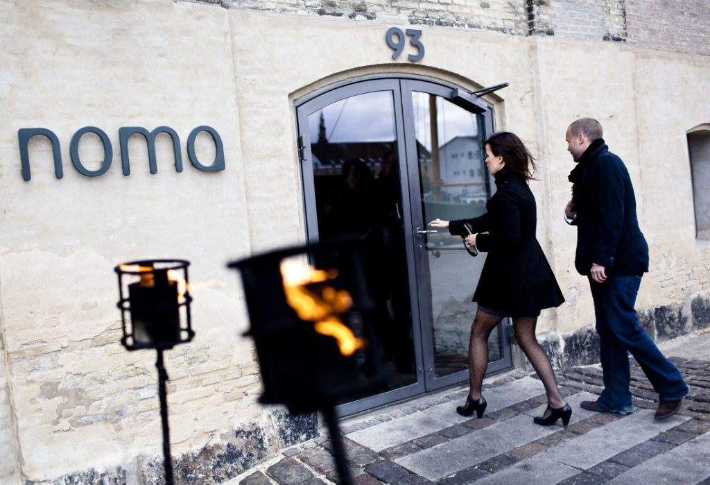 Noma finally gets a third Michelin star