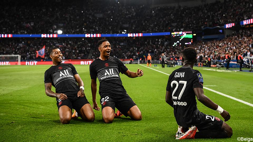 Paris Saint-Germain retains its perfect report in Ligue 1 even without Lionel Messi |  Ligue 1 Uber Eats 2021/2022