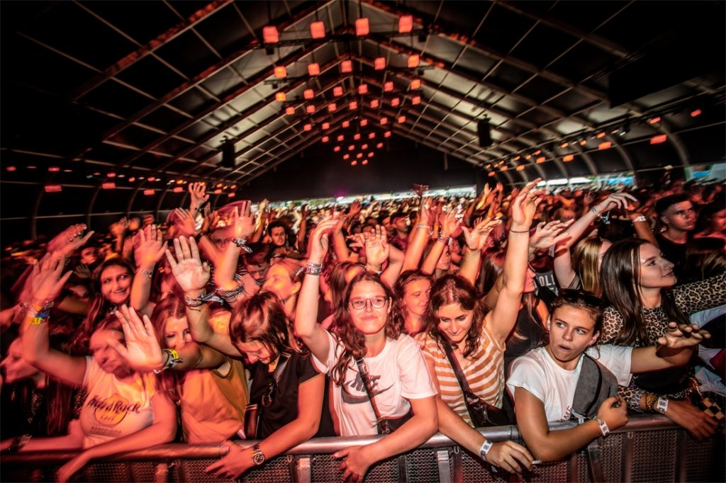 Pukkelpop can still be repaid up to 1.8 million euros