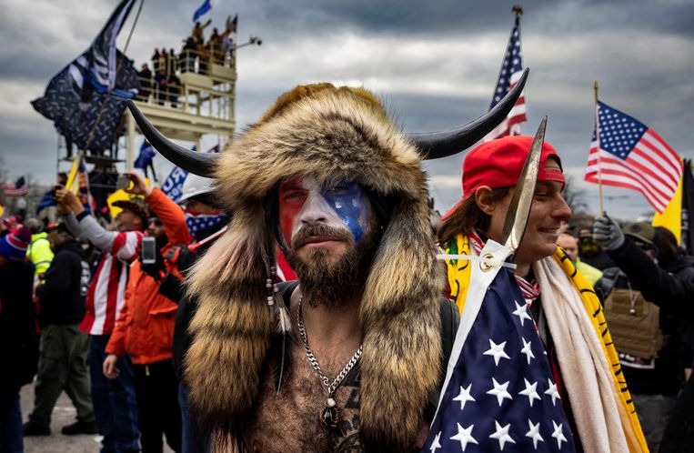 Qunun Shaman pleads guilty to storming the Capitol