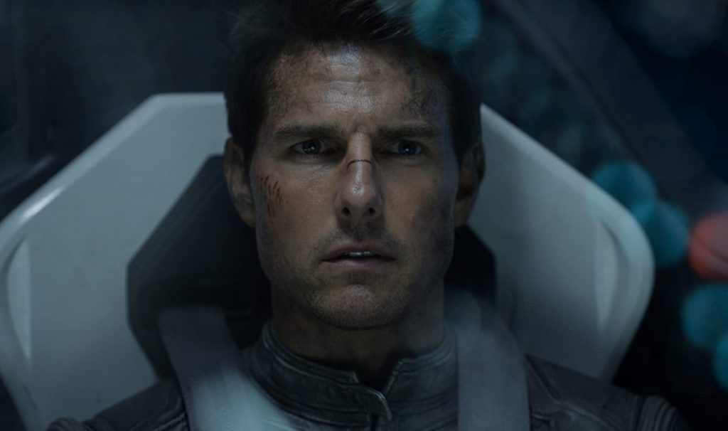 Russia wins the race against the United States and Tom Cruise for the first feature film in space
