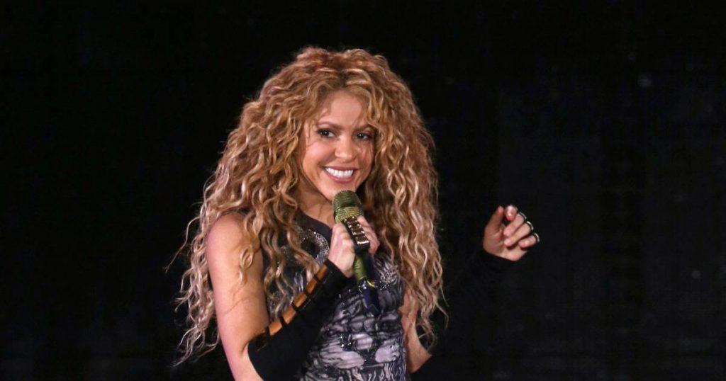 Shakira was attacked by wild boars |  showbiz