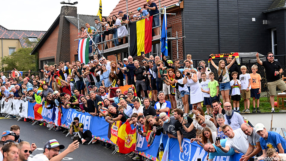 """Sonnefeld: """"Leuven was a big stadium yesterday, they really beat everything"""" 