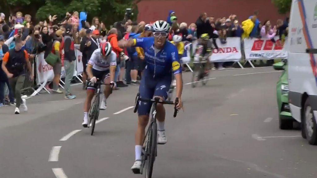 Strong Yannick Stemmel gives Dekoninc another victory in Slovakia |  Cycling