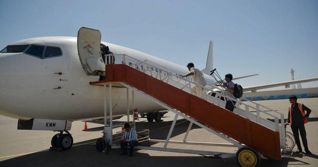 Taliban demands resumption of regular international flights to Afghanistan |  Abroad