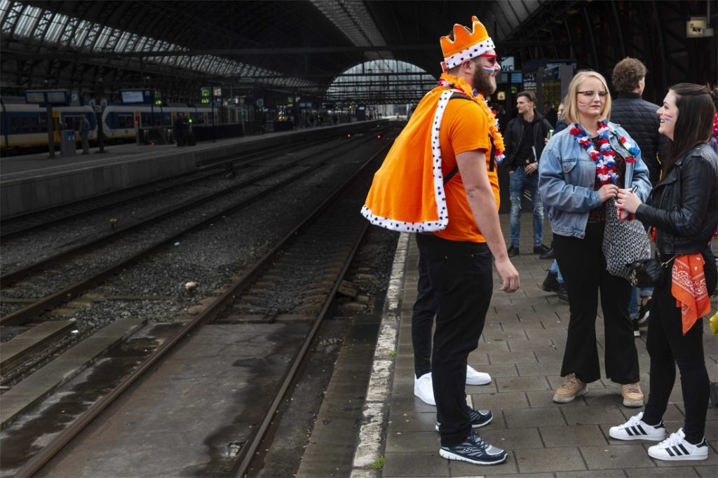 The Dutch remain the largest in the world, but shrink b...