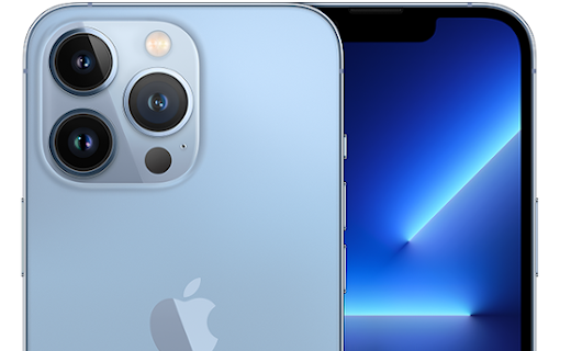 The new iPhone 13 Pro is now discounted at €10 per month on your package!