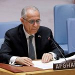 The Taliban are not expected to speak on behalf of the United Nations abroad