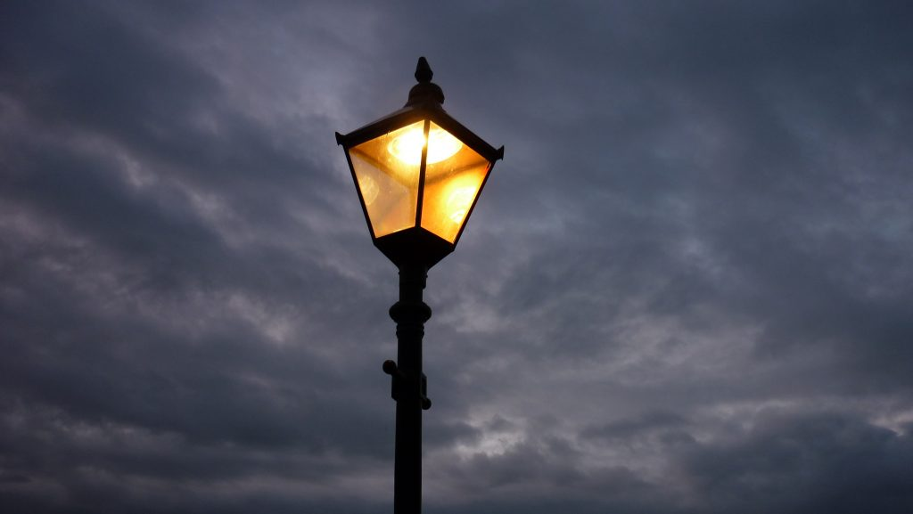 """The first """"charging lantern"""" in the Netherlands sees light at Rinkom"""