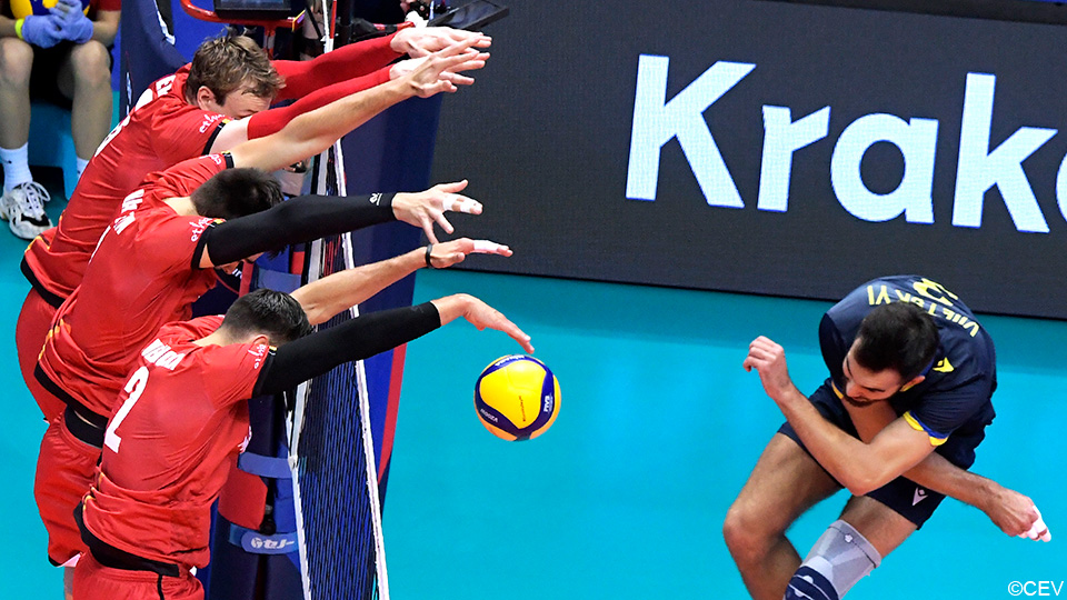 """The red dragon comes home with its tail between its legs: """"There may be criticism""""    European Volleyball Championship"""