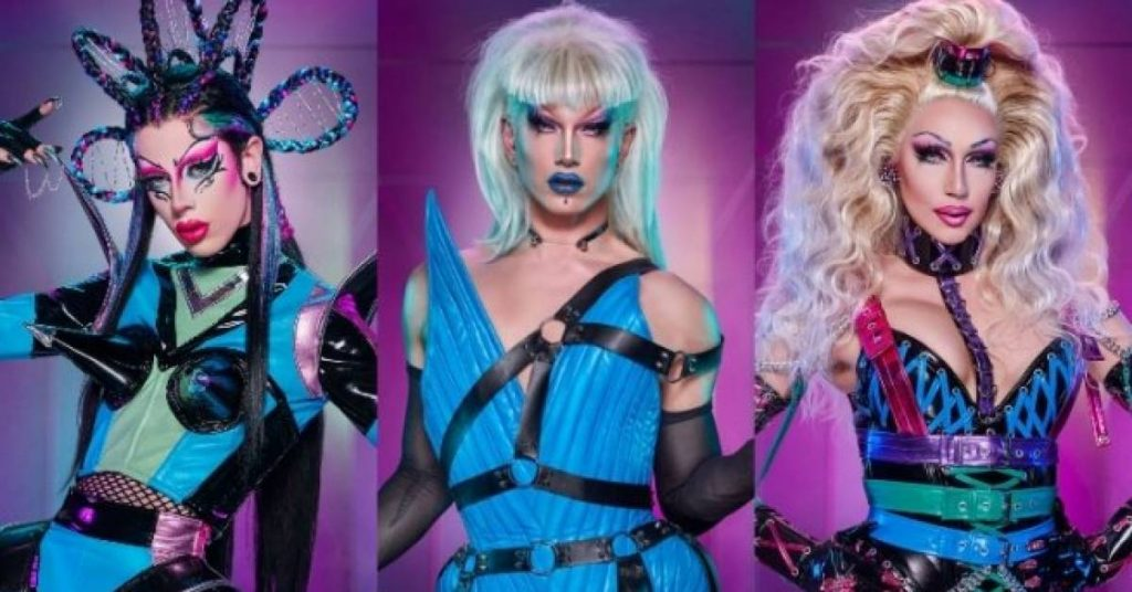 This drag queen wins season two of 'Drag Race Holland': 'This is incredible!'  |  TV