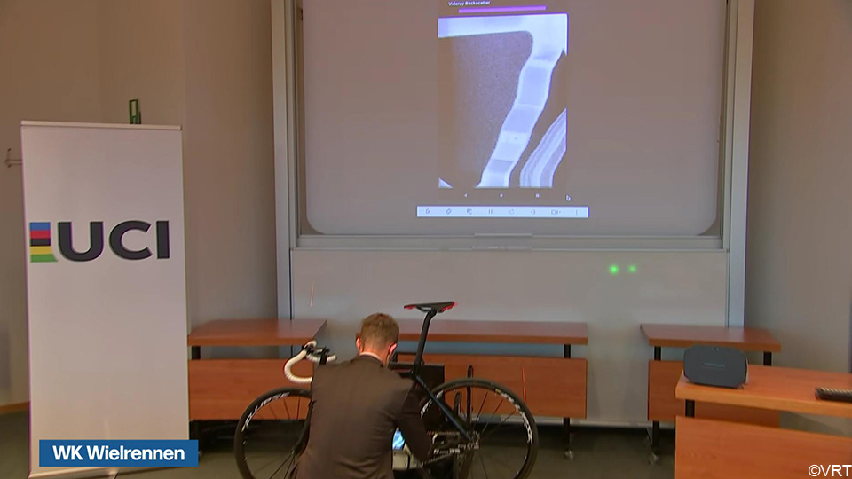 UCI has a new device for detecting motorcycles: very light and 45,000 euros    Cycling