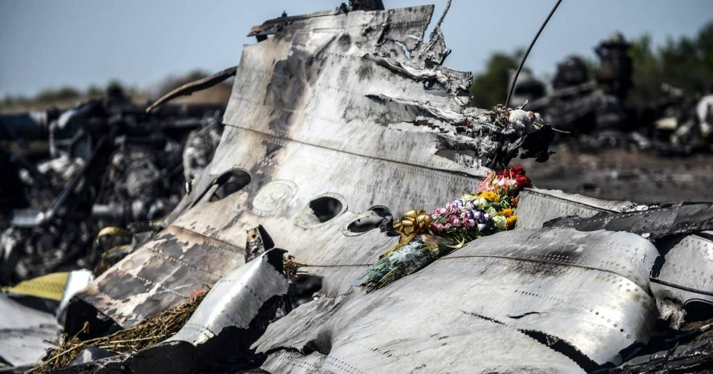 """""""Ukraine warned Europe that the airspace was unsafe months before the MH17 disaster"""""""