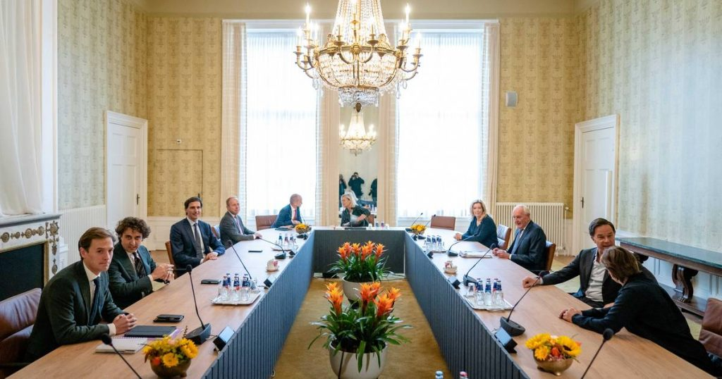 """Victory Day in the formation of the Dutch government has not yet resulted in a breakthrough: """"Reforming the current government is a serious option""""    Abroad"""