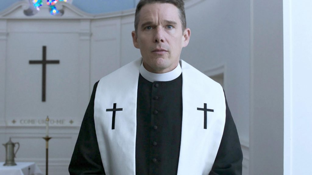 Why is Ethan Hawke still in Marvel's Moon Knight after criticizing superhero movies