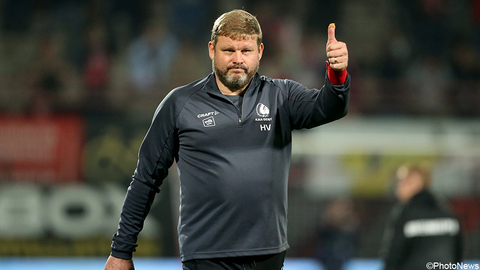 """Will AA Gent come out against Anderlecht?  """"You shouldn't be shaking awake"""" 