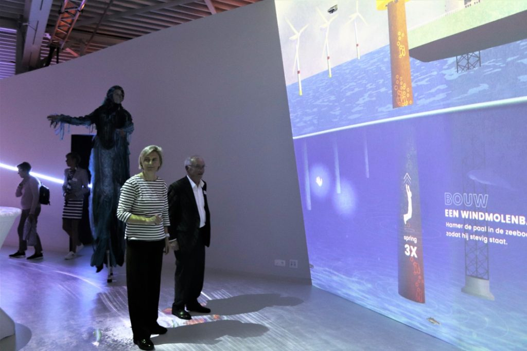 """""""A brand new exhibition"""" about ports and the sea in Technopolis: as if ... (Mechelen)"""