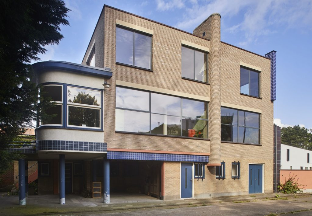 Interwar home in Roeselare wins the Immovable Heritage Award...