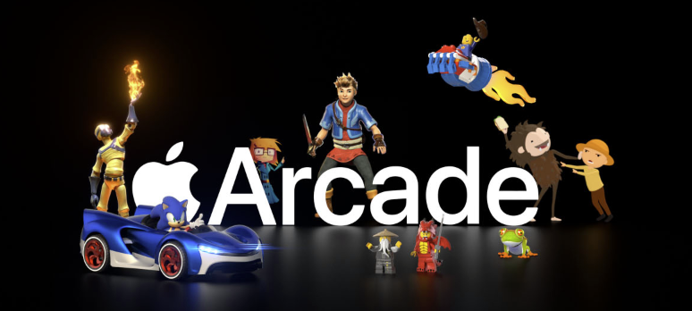 Apple makes more games than Nintendo, Sony and Microsoft combined