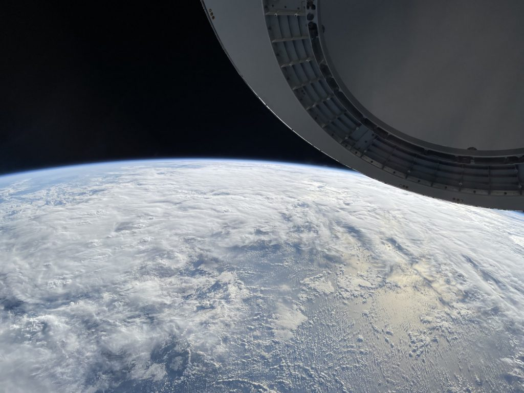 SpaceX shares a great picture of Earth