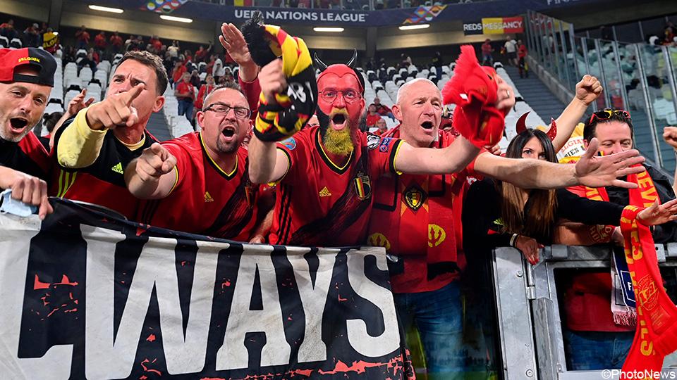 LIVE: Martinez prefers Tillman over Vanaken against France |  UEFA Nations League 2020/2021