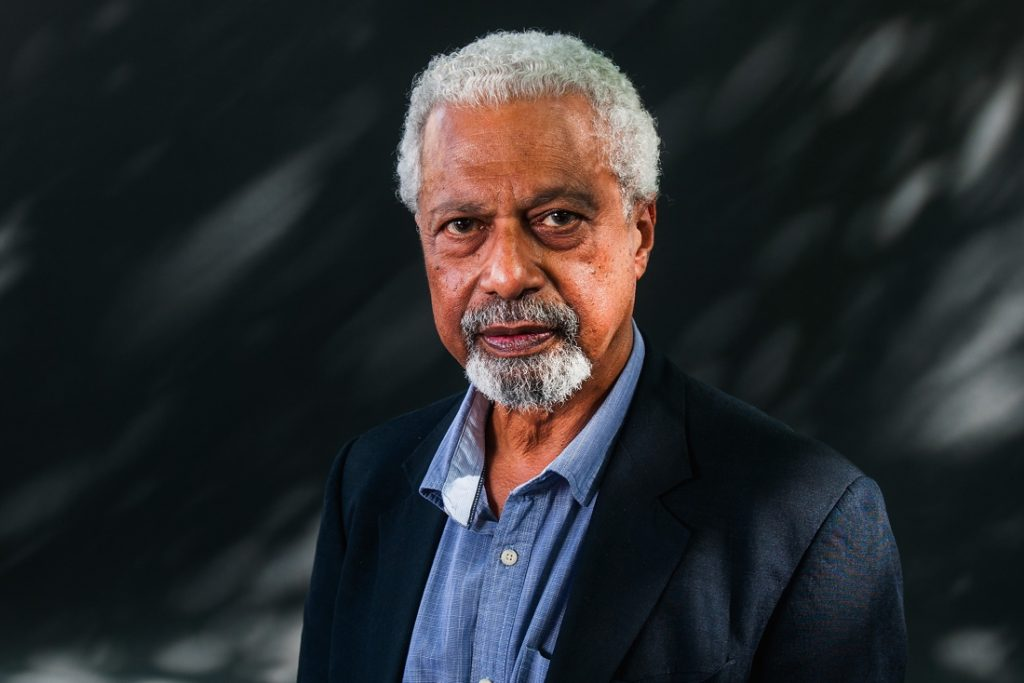 The Nobel Prize in Literature goes to Tanzanian writer Abd...