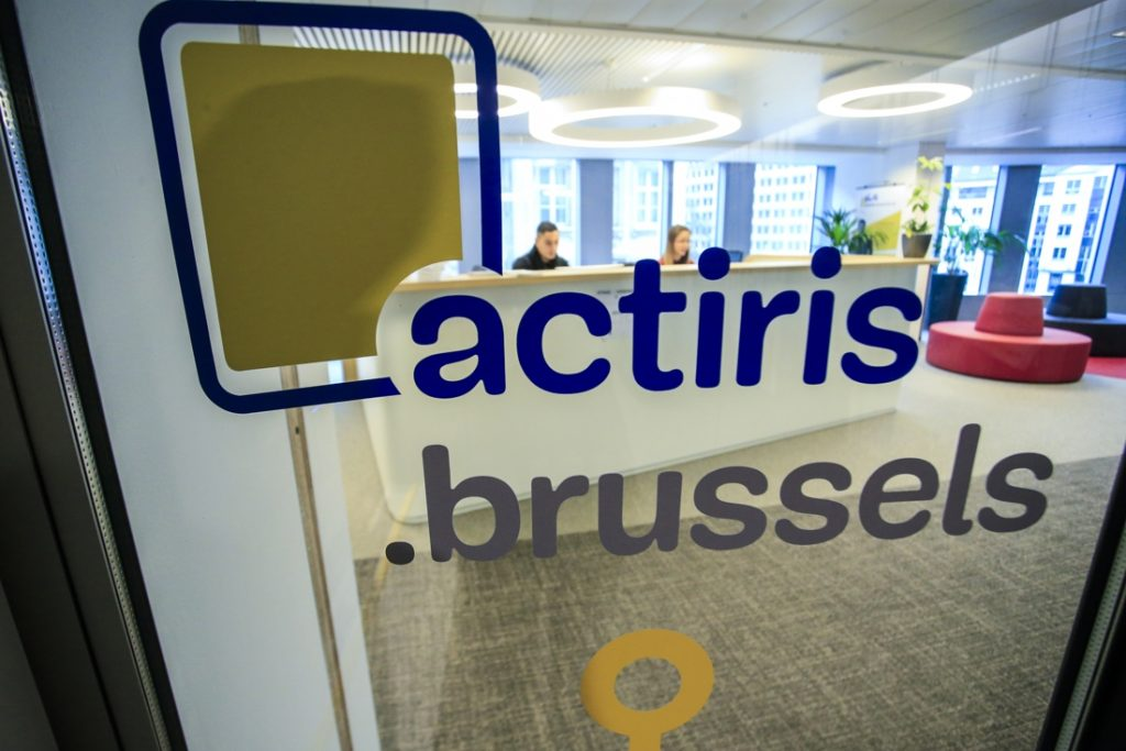 Actiris new director appointed under fire: I got a taxi ... (Brussels)
