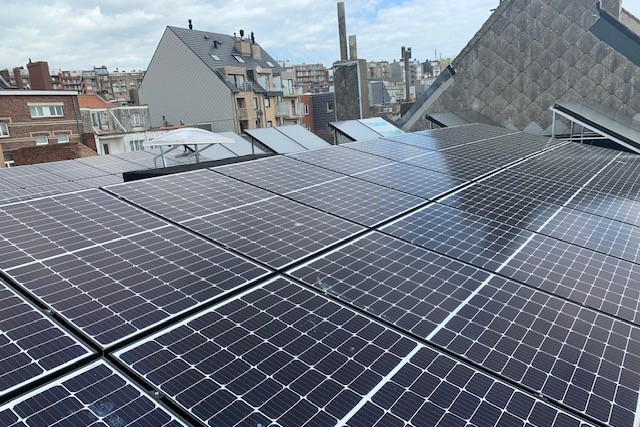 Still compensation when the solar panels outage for a long time?
