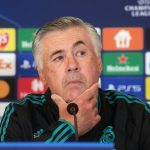 """Real Madrid coach Carlo Ancelotti shows his sympathy for """"about…"""