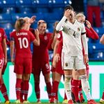 1st country Norway is too big for Red Flames in World Cup Qualifiers: 4-0 |  sports