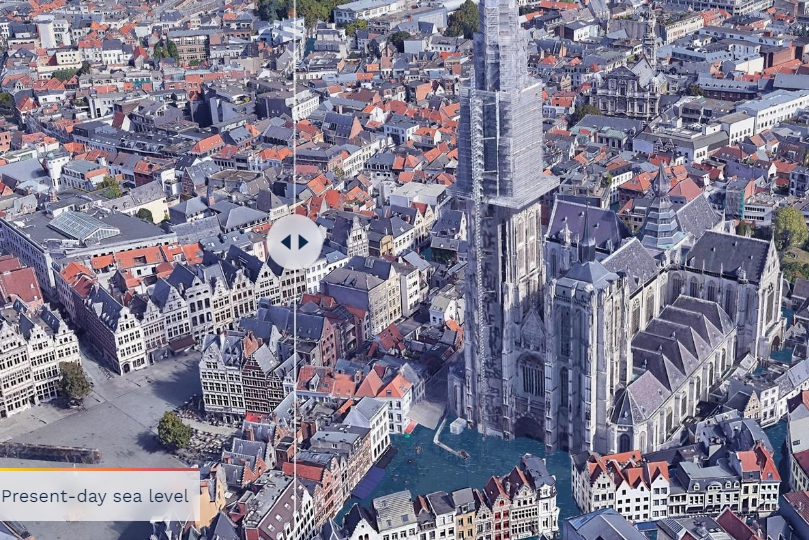 A great simulation that shows what Antwerp could be... (Antwerp)