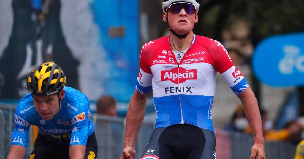 """Are choices urgent for Van Aert and Van der Poel?  """"Cycling is definitely still possible, but the tone could be different""""    Cycling"""