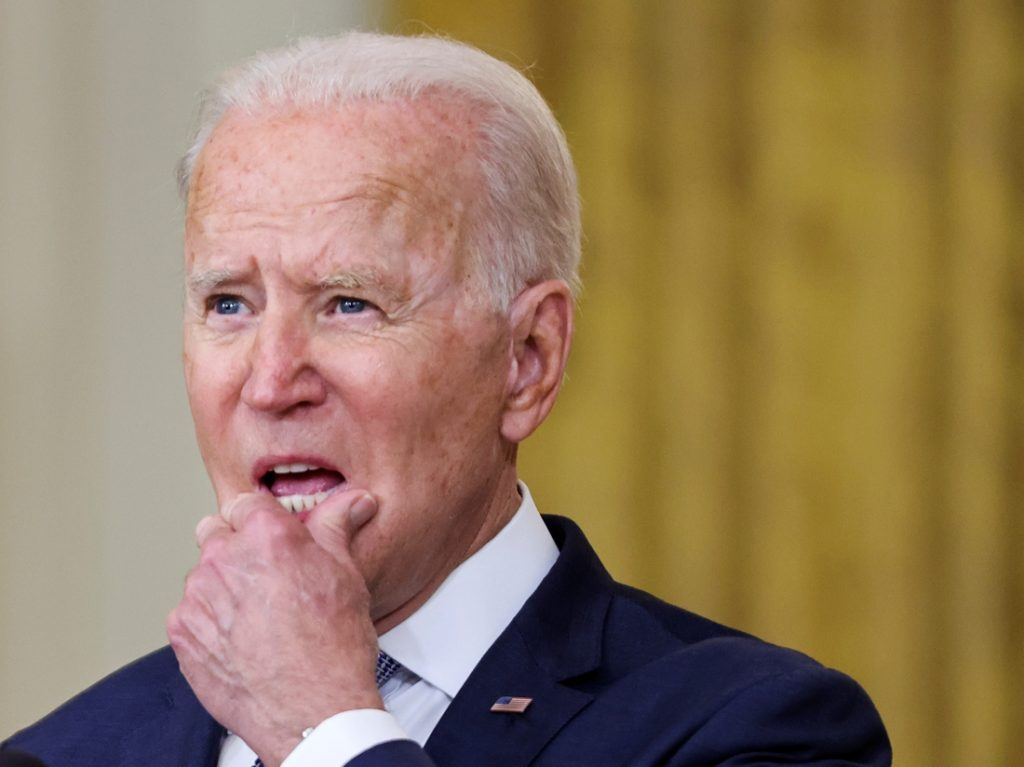 Biden wants to continue working on a recovery plan 'like Madden',...