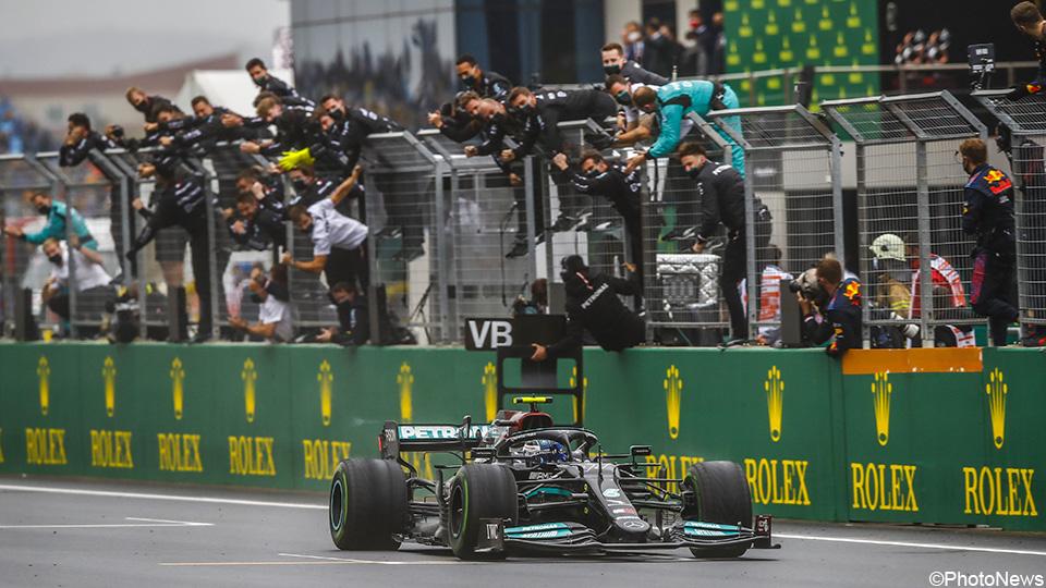 Bottas wins in Turkey, angry Hamilton loses leadership to Verstappen |  Formula 1