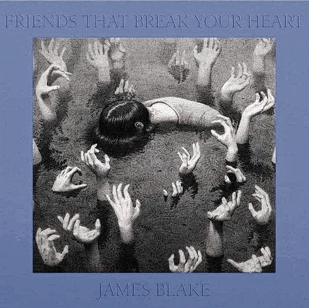 Calm James Blake reflects on friendship