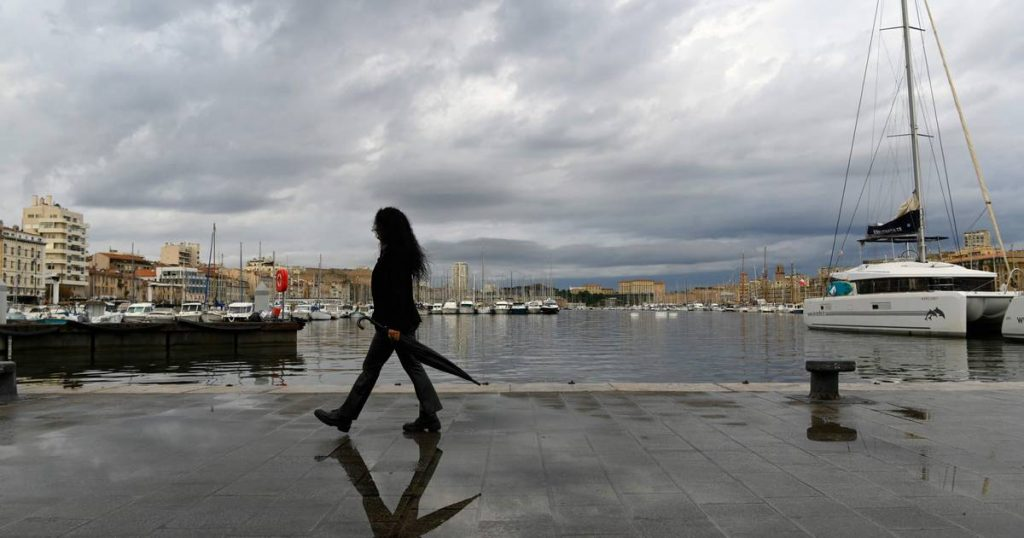 Code orange is no longer in southeastern France, except for Haute-Corse    Abroad