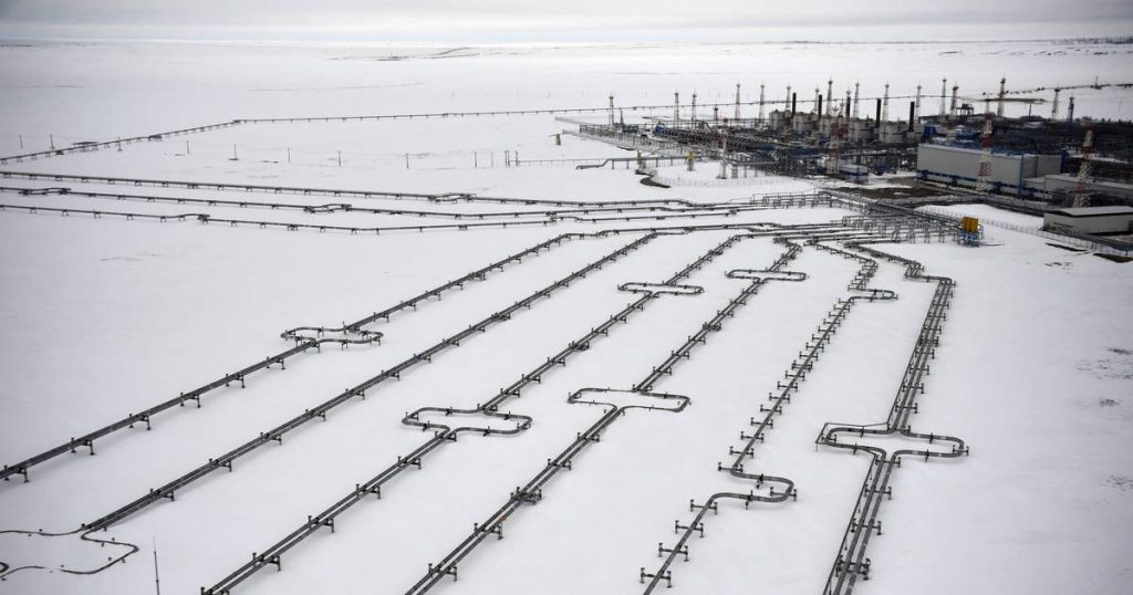 Controversial Nord Stream 2 pipeline filled with natural gas for the first time    Economie